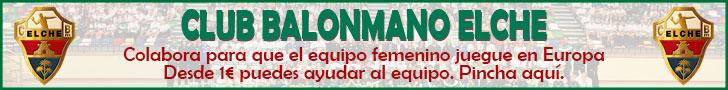 Micro patrocinios Club Balonmano Elche